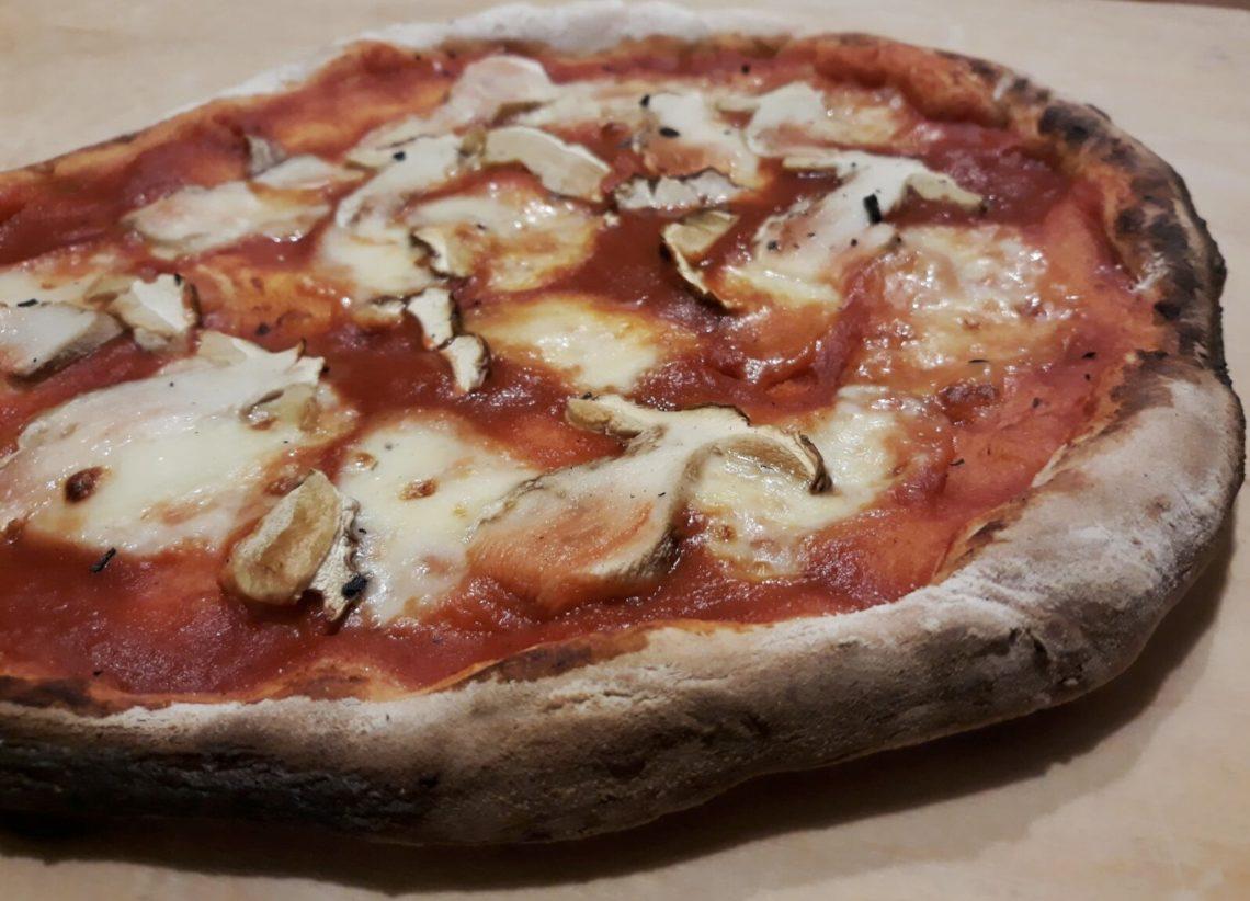impasto per la pizza napoletana