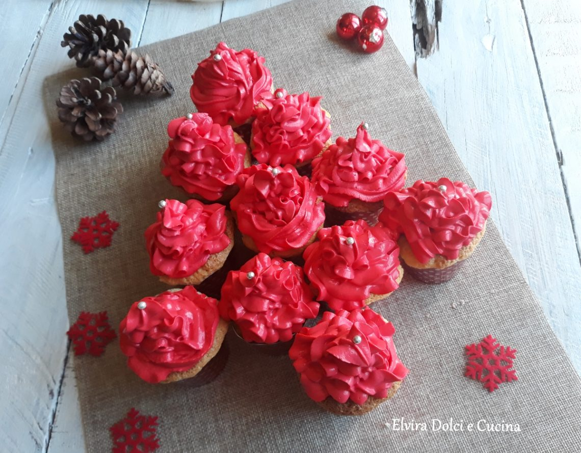 cupcake natalizi