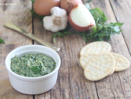 Salsa verde bolognese