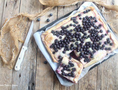 Ricetta schiacciata con l'uva o pan con l'uva