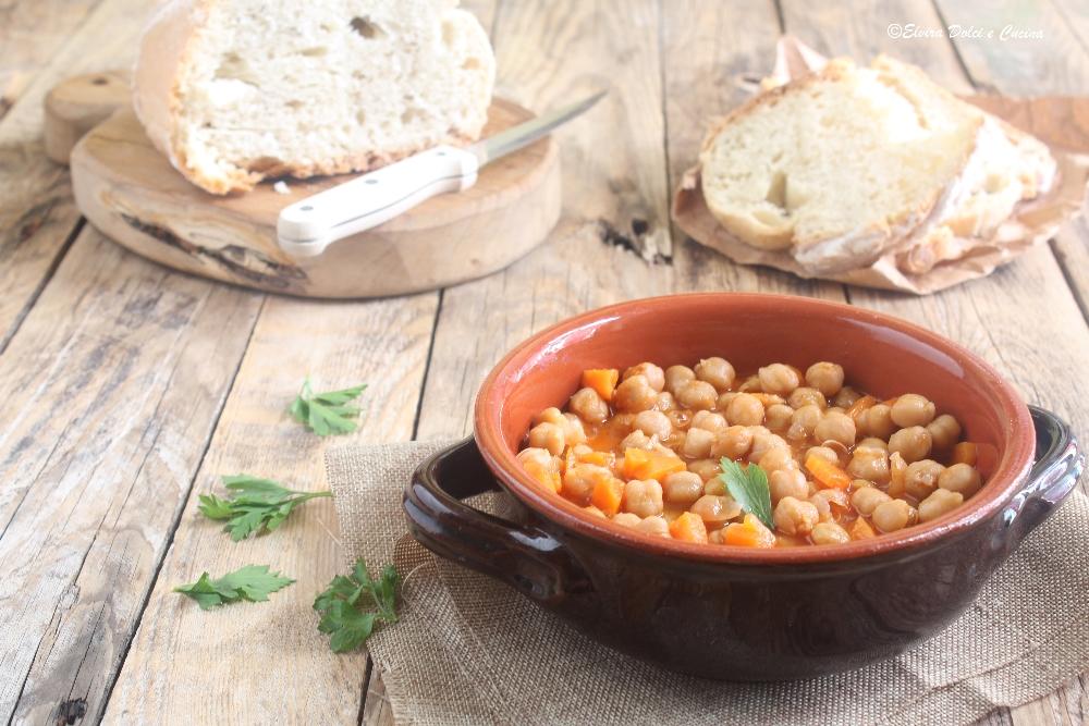 zuppa di ceci cremosa
