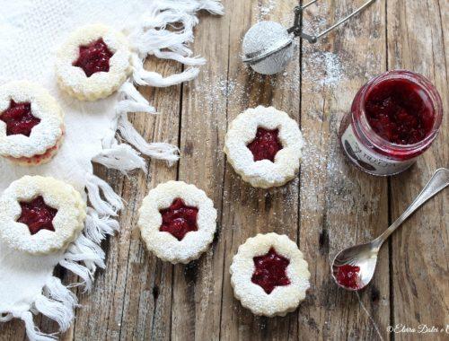 Biscotti di Natale tirolesi spitzbuben
