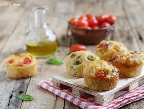 Muffin salati ricetta veloce e svuota frigo