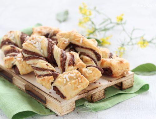 Treccine veloci alla Nutella