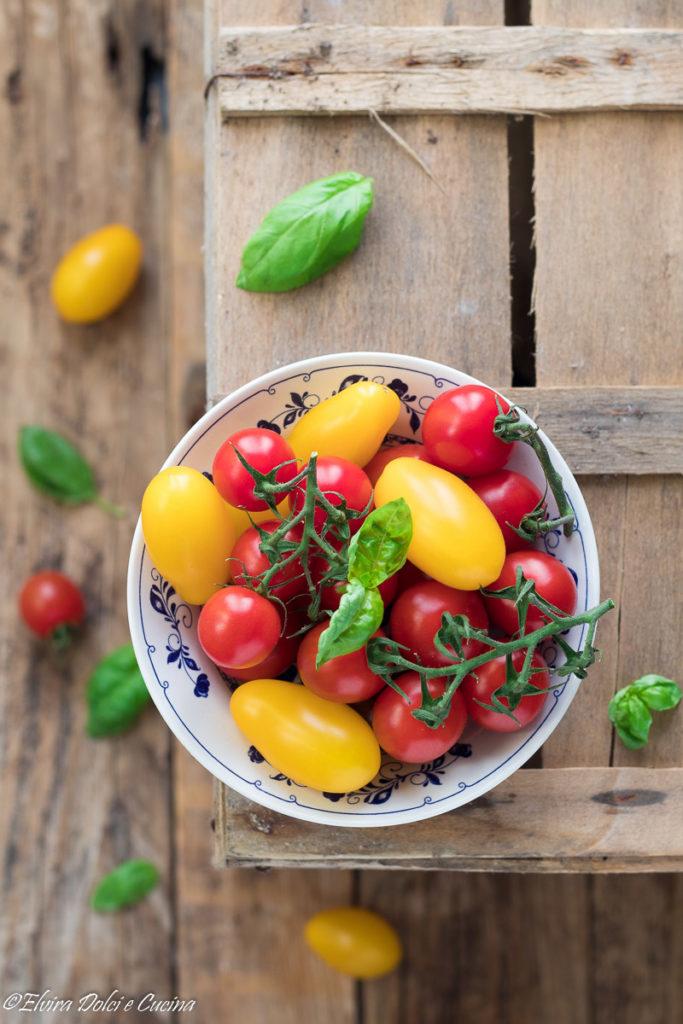 pomodorini colorati
