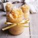dolce mimosa al cucchiaio