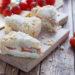 Sbriciolata salata con ricotta verdure e speck