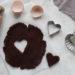 Pasta frolla al cacao per biscotti e crostate