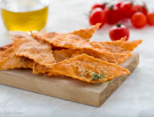 crackers velocissimi alla pizza