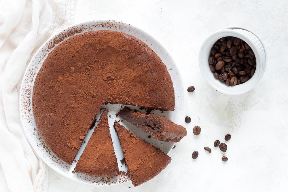 Tenerina cioccolato fondente e caffè