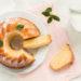 Ciambella yogurt e pompelmo - ricetta senza uova