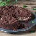 Sbriciolata al cacao con crema di ricotta al caffè