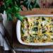 Girelle di pasta con salmone ricotta e spinaci