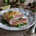 Filetti di tonno in crosta di grissini