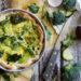 Quiche salata broccoli e zucchine