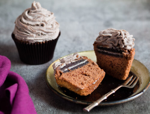 Cupcakes Oreo ricetta facile e golosa