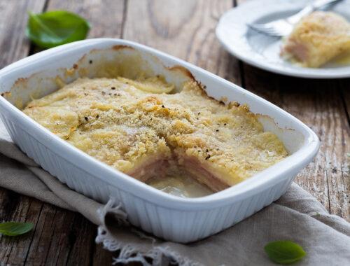 Sformato di patate al forno ricetta veloce