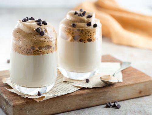 Ricetta Dalgona coffee il cappuccino sottosopra